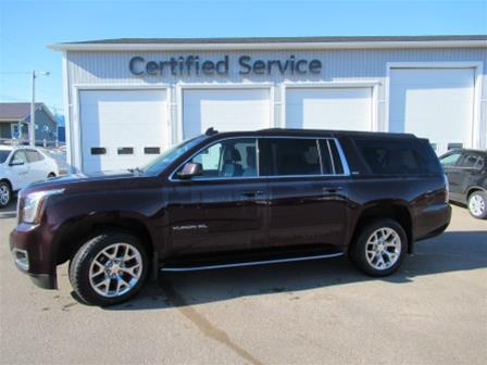 Pre-Owned 2017 GMC Yukon XL 4x4 SLT Four Wheel Drive SUV