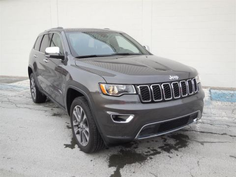 2018 Jeep Grand Cherokee 4X4 Limited