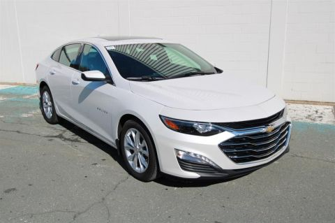 New 2019 Chevrolet Malibu LT Front Wheel Drive 4-Door Sedan