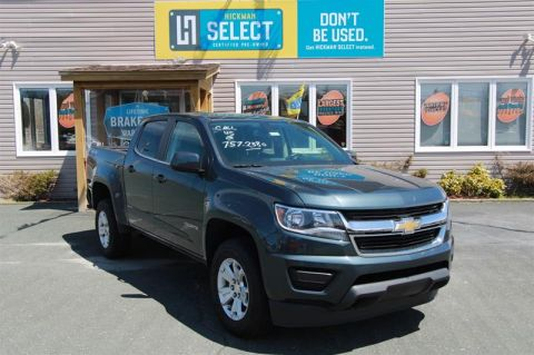 2019 Chevrolet Colorado Crew 4x4 LT / Short Box