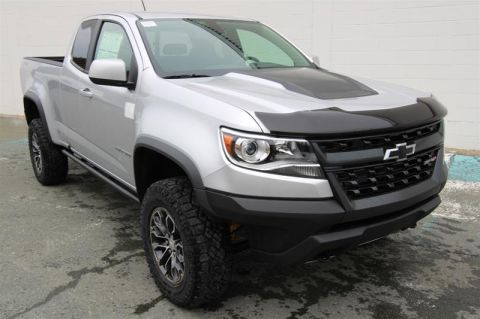 New 2020 Chevrolet Colorado Extended 4x4 Zr2 Four Wheel Drive Pick up