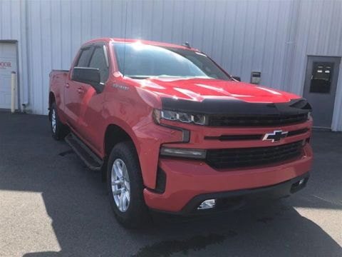 New 2019 Chevrolet Silverado 1500 New Double Cab 4x4 Rst / Standard Box Four Wheel Drive Pick up