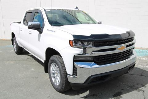 New 2020 Chevrolet Silverado 1500 Crew Cab 4x4 LT / Standard Box Four Wheel Drive Pick up