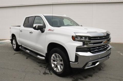 New 2020 Chevrolet Silverado 1500 Crew Cab 4x4 LTZ / Short Box Four Wheel Drive Pick up - Demo