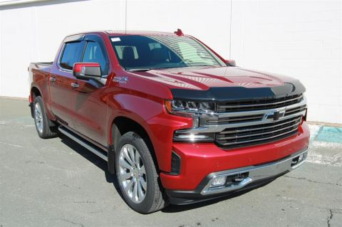 New 2019 Chevrolet Silverado 1500 New Crew Cab 4x4 High Country / Short Box Four Wheel Drive Pick up