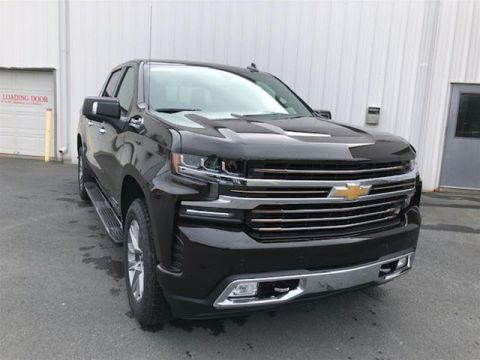 New 2020 Chevrolet Silverado 1500 Crew Cab 4x4 High Country / Short Box Four Wheel Drive Pick up