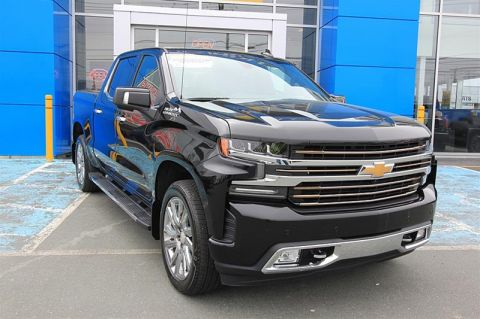 New 2019 Chevrolet Silverado 1500 New Crew Cab 4x4 High Country / Short Box Pick up - Demo