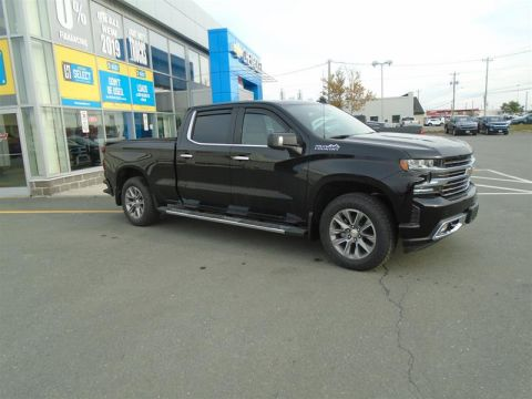 New 2020 Chevrolet Silverado 1500 Crew Cab 4x4 High Country / Standard Box Four Wheel Drive Pick up