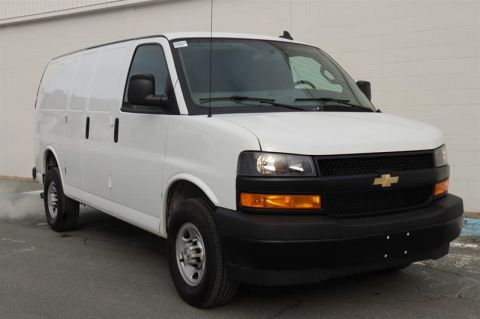 Certified Pre-Owned 2019 Chevrolet Express Cargo 2500 135