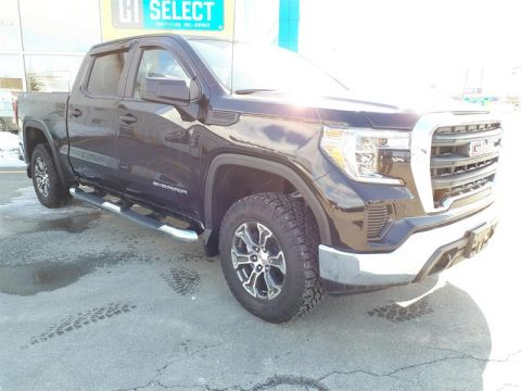 2020 GMC Sierra 1500 Crew Cab 4x4 Base Short Box