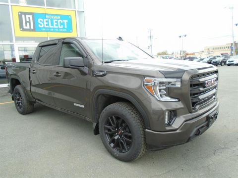 2019 GMC Sierra 1500 New Crew 4x4 Elevation / Short Box