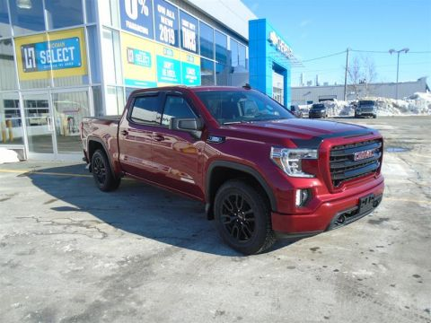 New 2020 GMC Sierra 1500 Crew Cab 4x4 Elevation Short Box Four Wheel Drive Pick up