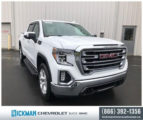 2019 GMC Sierra 1500 New Crew 4x4 SLT / Short Box