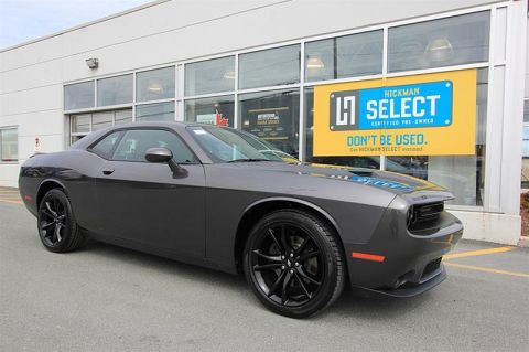 Pre-Owned 2018 Dodge Challenger SXT Rear Wheel Drive 2-Door Coupe