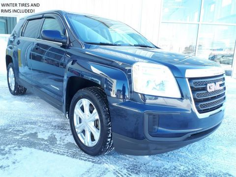 Certified Pre-Owned 2017 GMC Terrain AWD SLE-1 All Wheel Drive SUV
