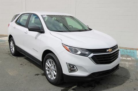 New 2020 Chevrolet Equinox FWD LS 1.5t Front Wheel Drive SUV - Demo