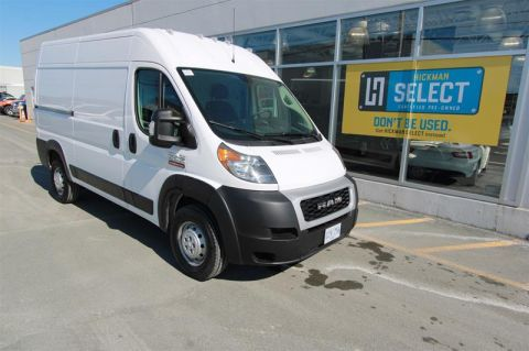2019 RAM RAM Promaster Cargo Van 2500 High Roof (136 In WB)