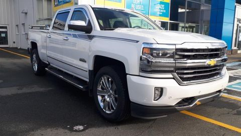 2016 Chevrolet Silverado 1500 Crew 4x4 High Country / Standard Box