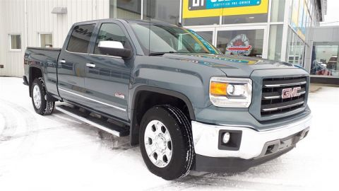 Certified Pre-Owned 2014 GMC Sierra 1500 SLT Crew Cab Std Box 4WD 4SA Pick up