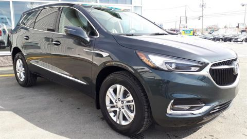 New 2020 Buick Enclave AWD Essence All Wheel Drive Crossover