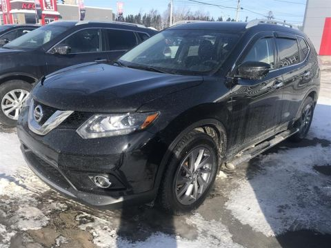 Pre-Owned 2016 Nissan Rogue SL AWD Premium CVT Crossover
