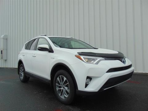 Pre-Owned 2016 Toyota RAV4 Hybrid XLE All Wheel Drive Crossover