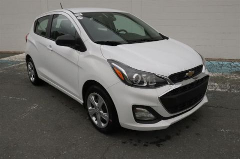 New 2020 Chevrolet Spark LS - 5MT Front Wheel Drive 5-Door Hatchback